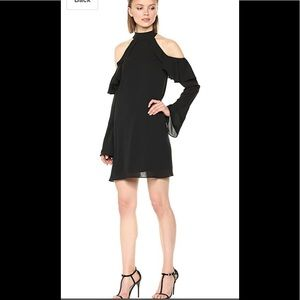 🔥SALE Amanda Uprichard |Simona Cold ShoulderDress